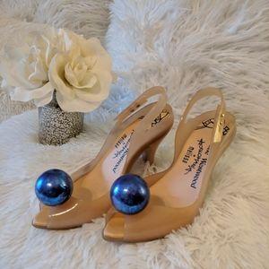 Vivienne Westwood + Melissa heels